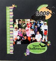 Halloween 2008  **manufacturer challenge**
