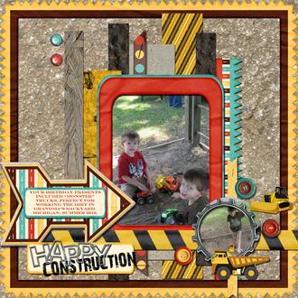Happy Construction