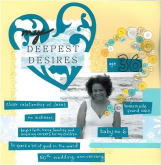 My Deepest Desires