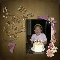 Turning 7
