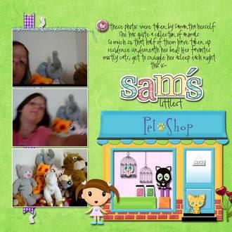 Sam's Pet Shop