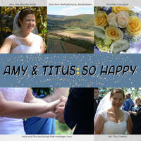 Amy & Titus: So Happy Together