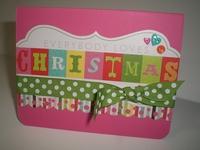 Everyone Loves Christmas card