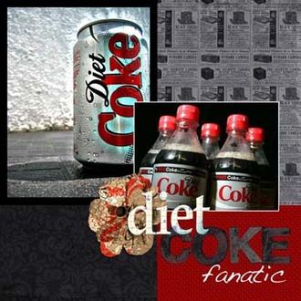 Diet Coke Fanatic