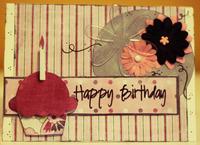 Happy Birthday Card {kim hill reveal 10/22}