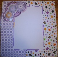 LYB Scrapbook Album Featuring Doodlebug's Spooky Town