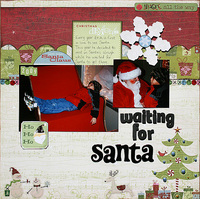 Waiting For Santa **LYB Christmas Delight CT Reveal**