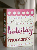 Holiday moments