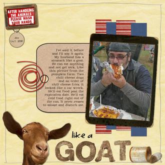 Like A Goat