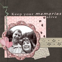 Keep Your Memories Alive
