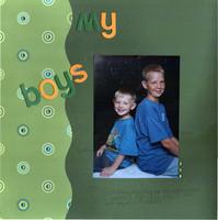 My Boys - Challenge 3