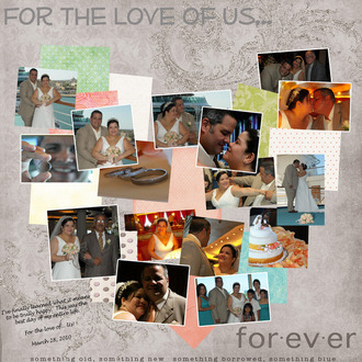 For the Love of Us... Forever - Challenge #10