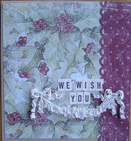 Melissa Frances Reveal-Christmas Card