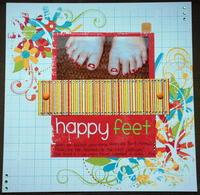 Happy Feet- Challenge #9