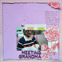 Meeting Grandma *Dear Lizzy Enchanted Reveal*