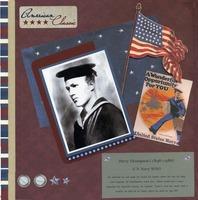 Perry Thompson U.S. Navy