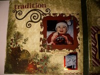 Scrapbook Page Layouts featuring Noel by Bo Bunny