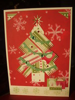 Paper Tree Card