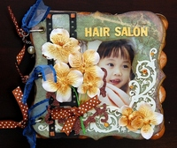 Hair Salon Mini Album