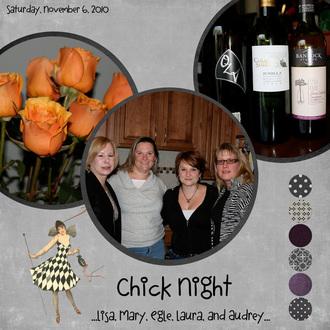 Chick Night  (Take 3)