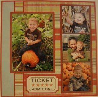 Fall Fun on the Farm