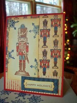 Happy Holidays Nutcracker