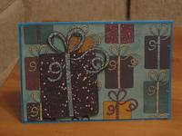 Uptown Christmas Hybrid Christmas Cards