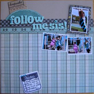 WE R Memory Keepers Merry January Reveal-Follow me Sis!