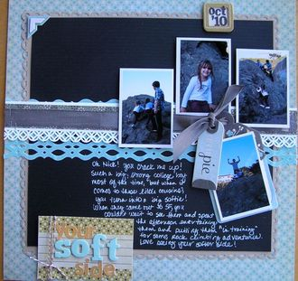 WE R Memory Keepers Merry January Reveal-Your Soft Side