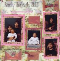 Family Portraits 2003