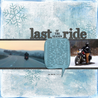 Last Ride of the Season
