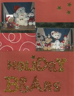 Holiday Bears
