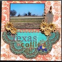 Texas Cattle & Oil