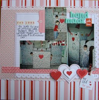 SEI With All My Heart Reveal-Handmade with Love