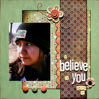 I Believe In You  **BG Curio CT Reveal**