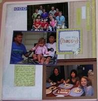 (One Big Happy) Family