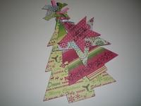 Christmas Tree Tag album