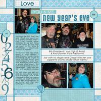 You & Me New Year's Eve