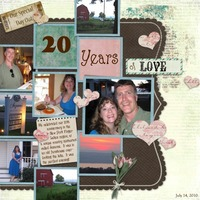 20 Year of Love *Digi Reveal 1/20/11*