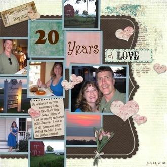 20 Year of Love *Digi Reveal 1/20/11*