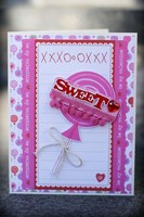 """Sweet"" Card - LYB Cupcake Love CT Reveal"