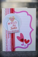 """Hugs for Sale"" Card - LYB Cupcake LOVE CT Reveal"