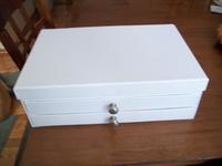 Altered Embellishment Box