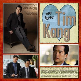We Love Tim Kang