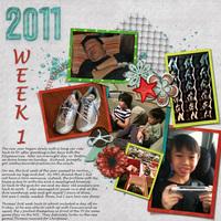 2011 Week 1