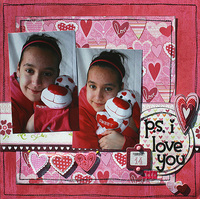 P.S. I Love You  **K&Company CT Reveal**