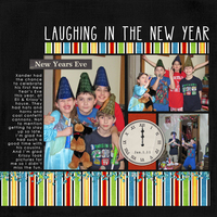 Laughing in the New Year