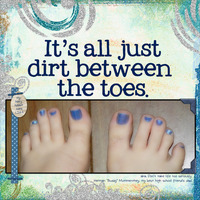 Dirt Between the Toes