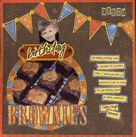 Birthday Brownies (Jan 2011 Mfg Challenge)