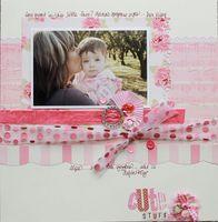 MAKING MEMORIES Je t'Adore- Cute Stuff